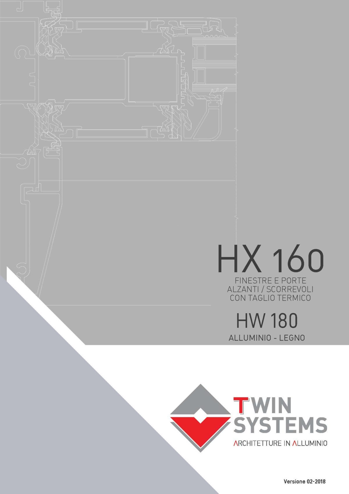 Twinsystems HX160 - HW180