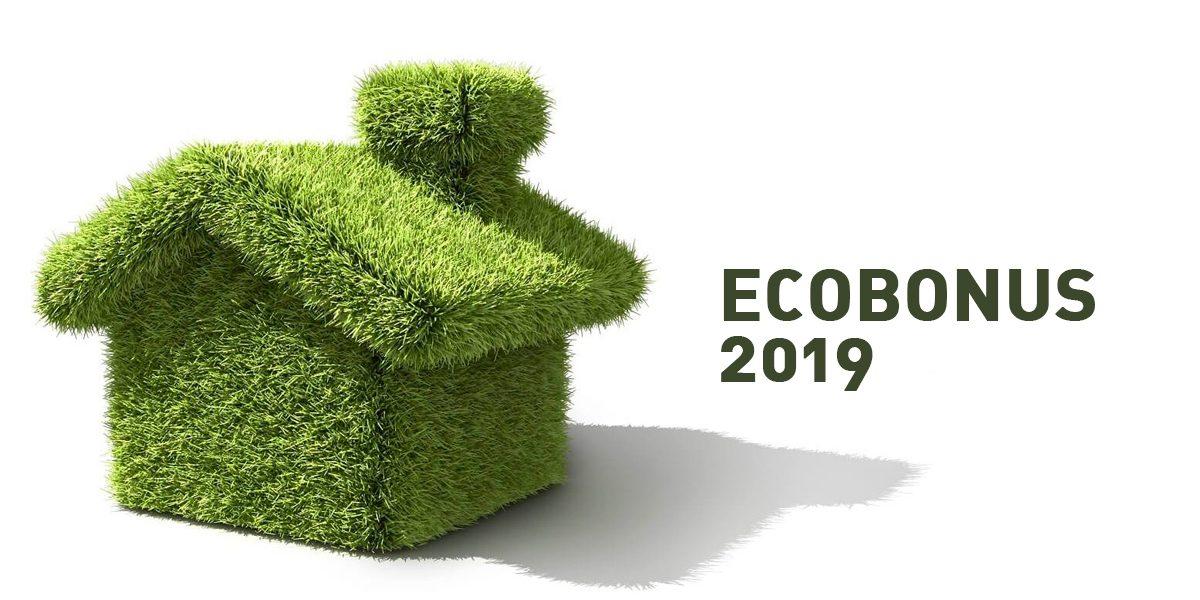 ecobonus e bonus casa 2019